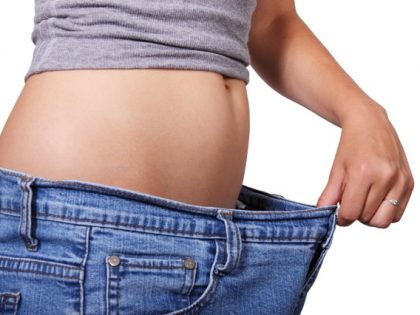Using a Micro-needle Patch for Losing Weight